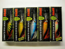 Rapala X-Rap XRS-8 Deep Diving Xtreme Shad Slashbait Fishing Lures 5 Colors!!