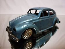 JAPAN TIN TOY BLECH VW VOLKSWAGEN BEETLE - FRICTION - GOOD CONDITION