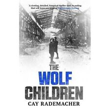 The Wolf Children (Inspector Frank Stave) by Rademacher, Cay | Paperback Book |