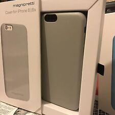 iPhone 6 High Impact Resistant Urban Case & Protective Micro Fibre Grey