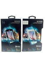 LifeProof Fre Waterproof Case Cover for Samsung Galaxy S6 * White,  Black, Grey