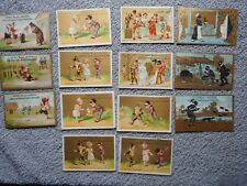 """14 images 1910  """"  TAPIOCA marque JAPONAIS   """" LOT 22"""