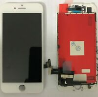 TOUCH SCREEN + LCD DISPLAY RETINA + FRAME PER APPLE IPHONE 7 VETRO BIANCO ESR