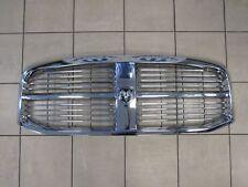 Dodge Ram 1500 2500 3500 4500 5500 Chrome Grille Complete Assembly NEW OEM MOPAR