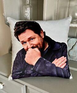 'Michael Ball Fabulous Handmade Velvet Cushion