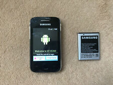 Samsung Galaxy Y GT-S5360 - Black