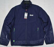 Ralph Lauren POLO SPORT Jacket Windbreaker Navy Camo M Medium NWT