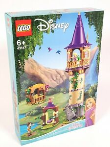 Lego 43187 Disney Rapunzels Turm Prinzessin Rapunzel's Tower Neu OVP