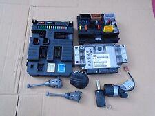 PEUGEOT 207 1.4 16V ENGINE ECU KIT  #P207 76