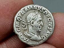 EXTREMELLY RARE MINT ANCIENT ROMAN SILVER DENARIUS OF TRAJANUS 3,0 GR 17 MM