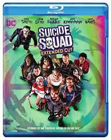 Suicide Squad (Blu-ray + DVD) Extended Cut