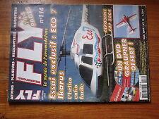 $$2 Revue Fly International N°114 Laser 200  Velox  Future  Staudacher  Eco 7