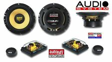 Audio System X--ion 165 165 mm, 2-Wege Composystem Xion 165, 100 Watt RMS X165