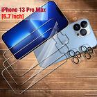 Внешний вид - For iPhone 13 Pro Max/Pro/13 Mini Tempered Glass Screen Protector Film Coverage