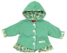 Baby Jacke für Mädchen aus 100% Baumwolle