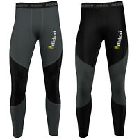 Didoo Mens Compression Base Layer Skin Tight Long Pants Running Thermal Leggings