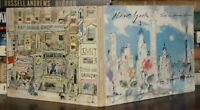 Berger, Meyer,   Fritz Busse NEW YORK :  City on Many Waters 1st Edition 1st Pri