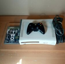Xbox 360 original 60Gb System Console White Tested & Works *Free Shipping*