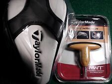 TAYLORMADE DRIVER HEAD COVER & TOOL!! BRAND NEW!!!