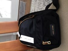 Marc Jacobs Nylon Varsity Mini Backpack Black M0013945