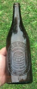 PERTH & FREMANTLE BEER BOTTLE REGISTERED BEER BARREL TM WESTERN AUSTRALIA C 1926