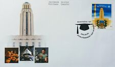 Canada Post, First Day Cover, Celebrating 125 yrs of the University of Montreal