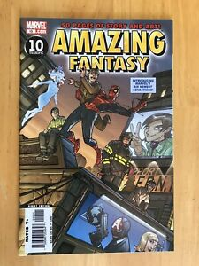 Amazing Fantasy 15 VF/NM (9.0) 1st app First Appearance Amadeus Cho 2006 KEY