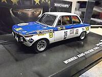 BMW 2002 ti 24h Nürburgring 1970 Stuck Schickentanz #36 Minichamps 1/2060 1:43
