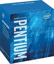 CPU/Prozessor Intel Pentium G4560 BOX Dual-Core Sockel 1151 (2x3,5GHz) Kaby Lake