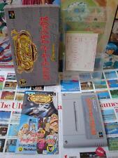 Super Famicom SFC:Nichibutsu Arcade Classics [TOP & 1ERE EDITION] Jap