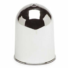CHROME TOW BAR BALL COVER PLASTIC CAP CAR TOWING HITCH TOWBALL 50MM