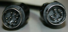 8 Pin 25 ft 7.6 M Black Cable for Beolab Bang & Olufsen B&O Powerlink Mark 3