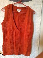 Talbots Sweater V-Neck