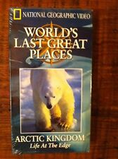 National Geographic Video Vhs World's Last Great Places Arctic Kingdom