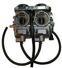 TWIN CARBURETTOR DUAL CARBI Motorbike ATV Quad Chinese Laro LIFAN ZONGSHEN ETC