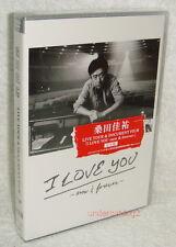 Keisuke Kuwata LIVE TOUR & DOCUMENT FILM I LOVE YOU now & forever Taiwan 2-DVD