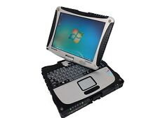 Panasonic Toughbook Cf-19 Laptop Tablet Great Diagnostics & Outdoors Gps & 3G