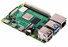 Raspberry Pi 4 Computer Modell B, 4GB RAM Rev.1.4