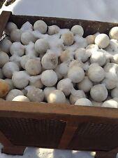 Antique Marble Or Ceramic Balls Diameter 4 Inch