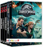 JURASSIC PARK + WORLD COLLEZIONE COMPLETA 5 FILM (5 DVD) con Chris Pratt