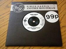 """SIMON HARRIS - ANOTHER MONSTERJAM  7"""" VINYL PS"""