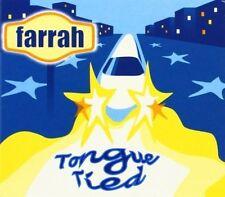 Farrah Tongue Tied CD UK LOJINX 2005 3 Track B/w Starman California Vocal Mix