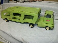Vintage Tonka Metal Car Carrier