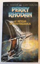 (FN696) FLEUVE NOIR - PERRY RHODAN 🔵 N° 233 - LE RETOUR DES NOSTRADAMUS - TBE
