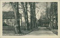 Ansichtskarte Lindow Markt im Lindenhof   (Nr.9068)