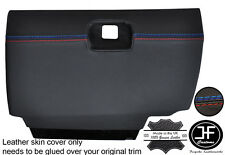 M STITCHING GLOVE BOX LEATHER COVER FITS BMW 3 SERIES E30 1982-1992