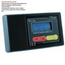 Coating Check Paint Thickness Gauge Car Testing Steel Galvanized GL-6H Fe & AL