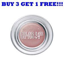 Maybelline Eyeshadow Colour Tattoo 24Hr Pink Gold 65