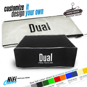 DUAL Turntable Dust Cover -  FREE customize - 1229,CS for all models