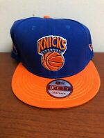 New York Knicks Snapback Hat New Era 9Fifty HWC